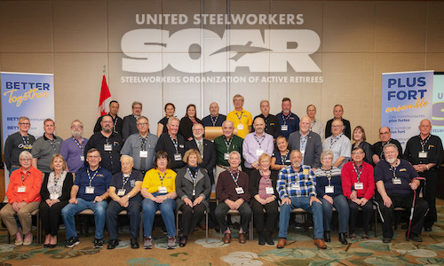 Steelworkers Organization of Active Retirees (SOAR)