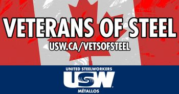 Veterans of Steel