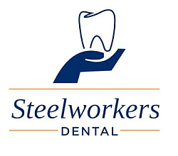 Steelworkers Dental logo
