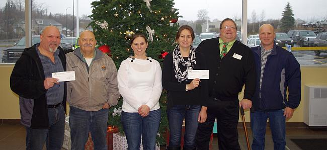 Steelworkers Humanity Fund Supports the Sudbury Food Bank