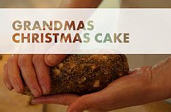 Steelworker Director shares his grandma's Christmas Cake recipe