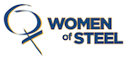 Women of Steel colour logo