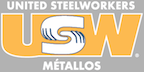 USW Logo in Gold