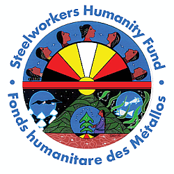 Steelworkers Humanity Fund logo