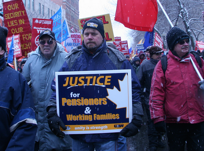 Steelworkers Call on Members to Witness Court Proceedings to Stop U.S. Steel Canada from Abandoning Workers, Pensioners and the Community