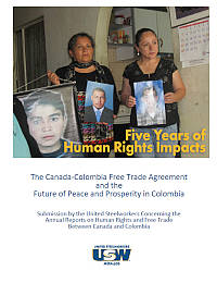 The Canada-Colombia Free Trade Agreement and the Future of Peace and Prosperity in Colombia